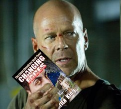 Bruce-Willis with faces