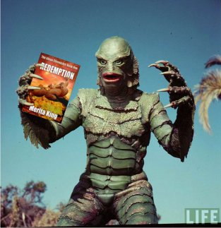 creature from black lagoon with redemption