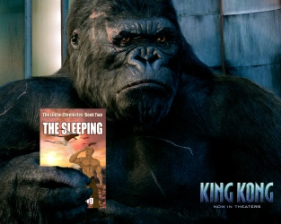 king-kong with sleeping